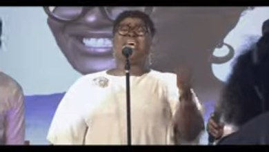 Photo of [Video] Holy Ghost (LIVE) By Judikay