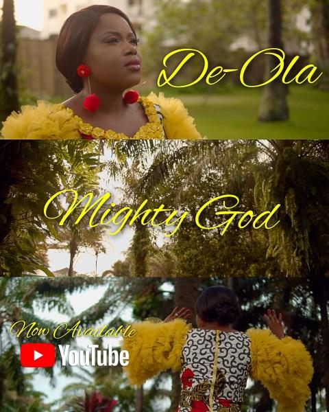 Mighty God By De-Ola
