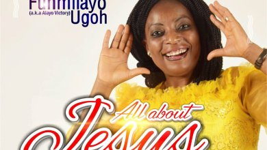 Photo of [Audio] All About Jesus By Evangelist Funmilayo Ugoh
