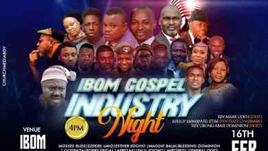 Photo of Ibom Gospel Industry Night Debuts on 16th February