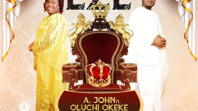 Photo of [Audio] Eze By A. John Ft. Princess Oluchi Okeke