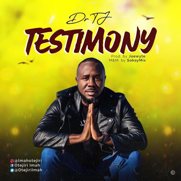 Testimony By Dr TJ