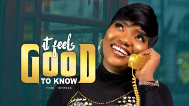 Photo of [Audio] It Feels Good to Know By Laba Praise