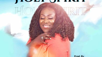 Photo of [Audio + Lyrics Video] Holy Spirit By Tosin Oyelakin