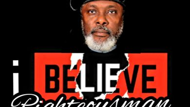 Photo of [Audio+Video] I Believe By Rigtheous Man