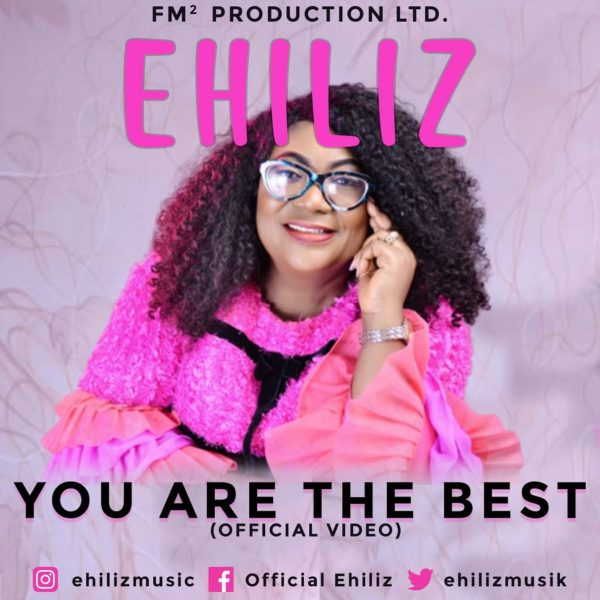You Are The Best By Ehiliz