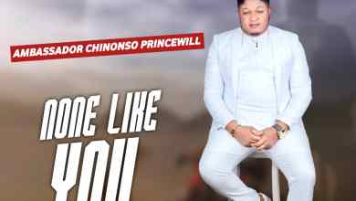 Photo of [Audio] None Like You By Ambassador Chinonso Princewill