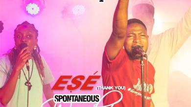 Photo of [Audio+Video] Ese (Thank You) By T'Keyz (A Spontaneous Worship)