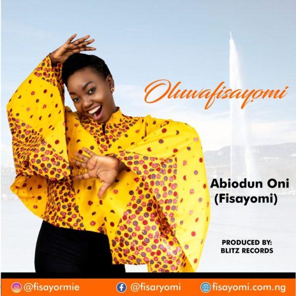 Oluwafisayomi By Fisayomi