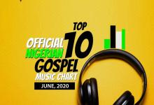 Photo of Yadah Tops On Nigerian Gospel Music Top 10 Chart [June 2020]