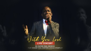 Photo of [Audio] With You Lord (Live) By Dr Paul Enenche