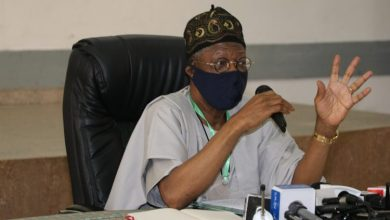 Photo of Lai Mohammed- Those Condemning Water Bill Are ill-informed Citizens.