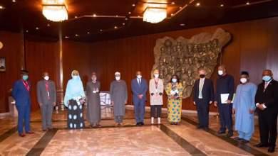 Photo of President Buhari Promises Partnership With U.N.