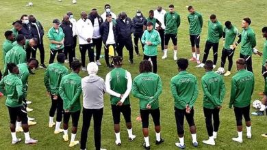Photo of Full House As Musa And Onuachu Arrive Super Eagles' Austria Camp.