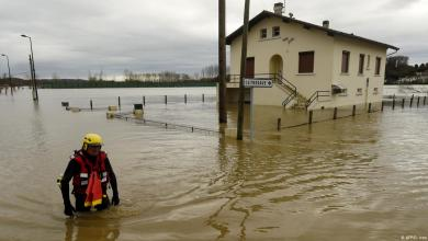Photo of Deadly Storm Hits Across France And Italy.