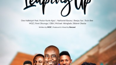 Photo of [Music + Video] Leaping Up By One Hallelujah