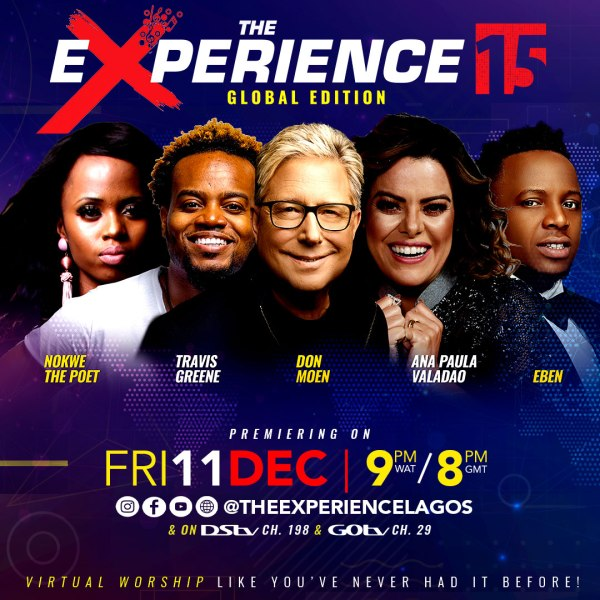 The Experience - Global Edition