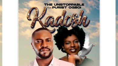 Photo of [Audio] Kadosh By The Unstoppable