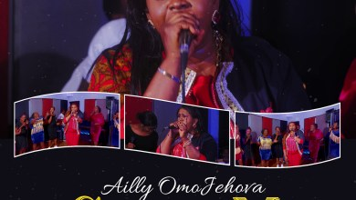 Photo of [Audio] Carry Me By Ailly Omojehova