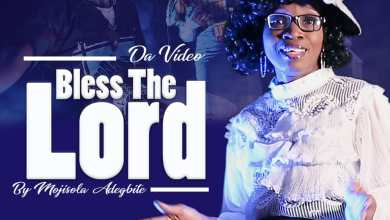 Photo of [Video] Bless the Lord By Mojisola Adegbite