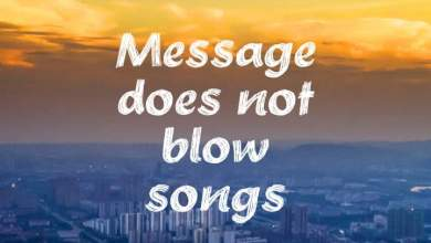 Photo of SCHOOL OF MUSIC:::  MESSAGE DOES NOT BLOW SONGS .