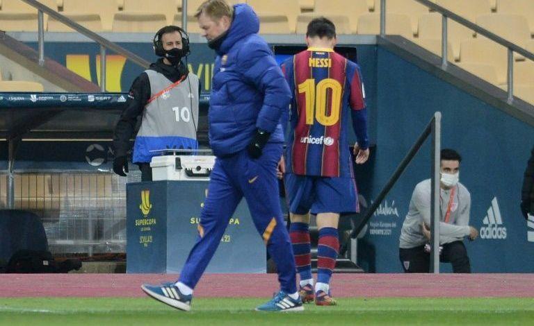 Photo of Koeman Hopes Messi's Two-Game Ban Reduced.