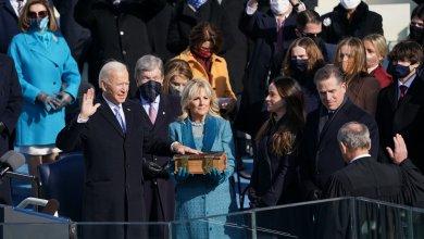 Photo of Inauguration Live Updates: Biden Sworn-In As US President.