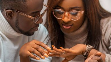 Photo of Gospel Musician Minister GUC uploads pre-wedding photo on valentines day