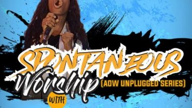 Photo of Spontaneous Worship With Chidinma Okere (AOW Unplugged Series)