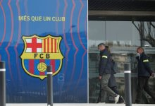 Photo of Several Arrested As Police Raid FC Barcelona.
