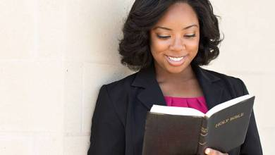 Photo of Bible Reading Has Boosted Mental Health Of Christians During Pandemic, New Poll Says.