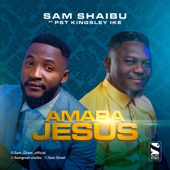 Amara Jesus By Sam Shaibu