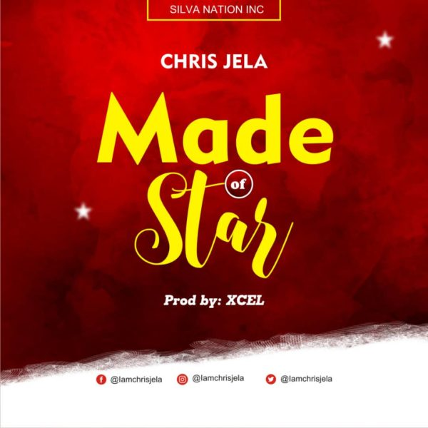 Made Of Stars By Chris Jela