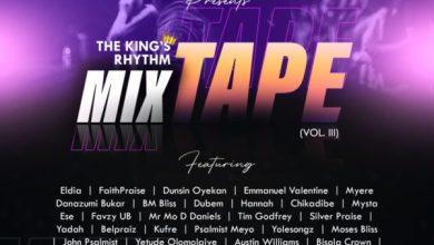 Photo of [Music] The King's Rhythm Mixtape