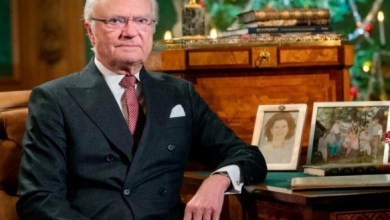 Photo of Sweden's King Marks 75th Birthday Without Pomp