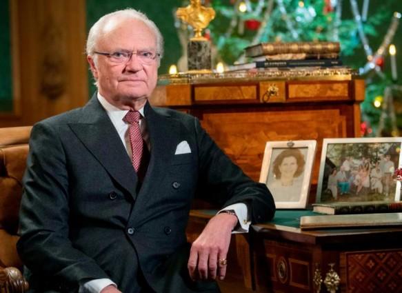 Sweden's king
