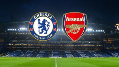 Photo of TODAY'S MATCH: Chelsea Vs Arsenal 8:15pm