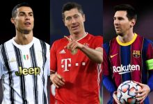 Photo of Golden Shoe 2020-21: Lewandowski, Ronaldo And Europe's Top Scorers