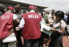 Photo of Police Arrest 3 Suspected Kidnappers Disguised As NDLEA Officers In Jigawa State.