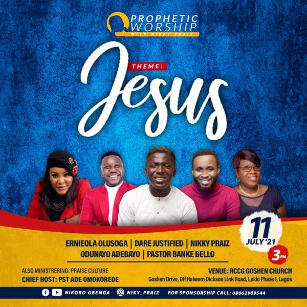Prophetic Worship Concert