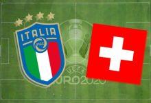 Photo of TODAY'S MATCH: Italy VS Switzerland 8:00PM
