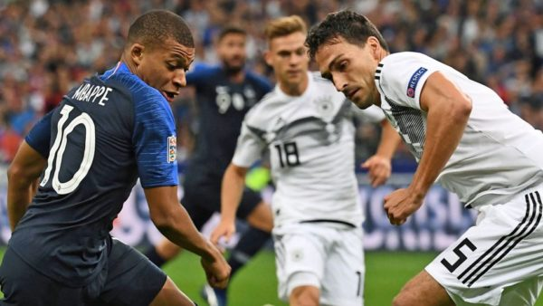 France 1-0 Germany