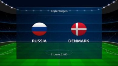 Photo of TODAY'S MATCH: Russia VS Denmark 8:00PM
