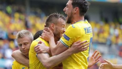 Photo of Ukraine 0-1 Austria