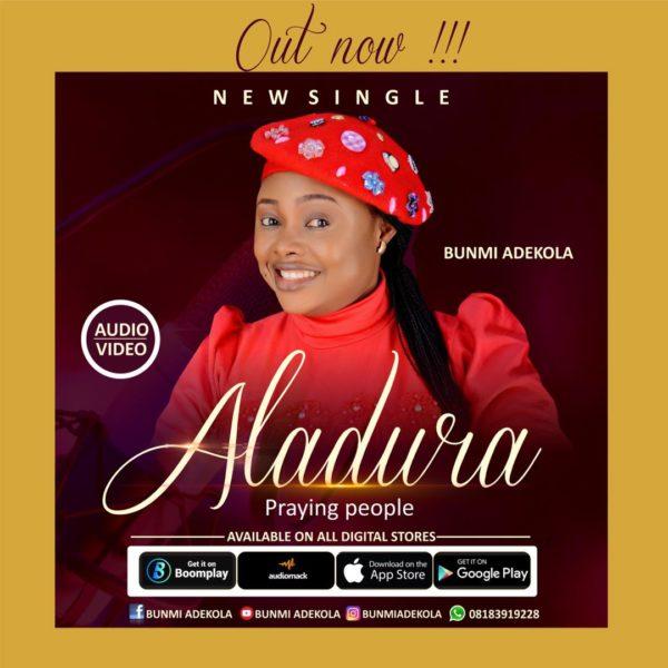 Aladura By Bunmi Adekola