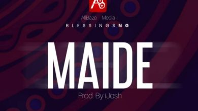 Photo of [Music] Maide By Blessings Ng