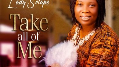 Photo of [Album] Take of All Me By Lady Solape