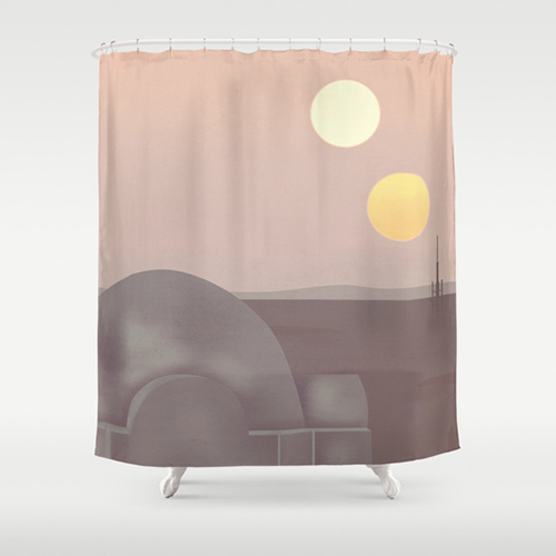 the 13 best fandom shower curtains to