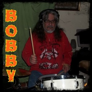 Bobby - drummer for the Hellbilly Bandits