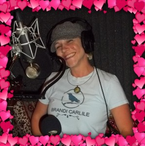 The lovely and talented singer/songwriter Lacey Mattison